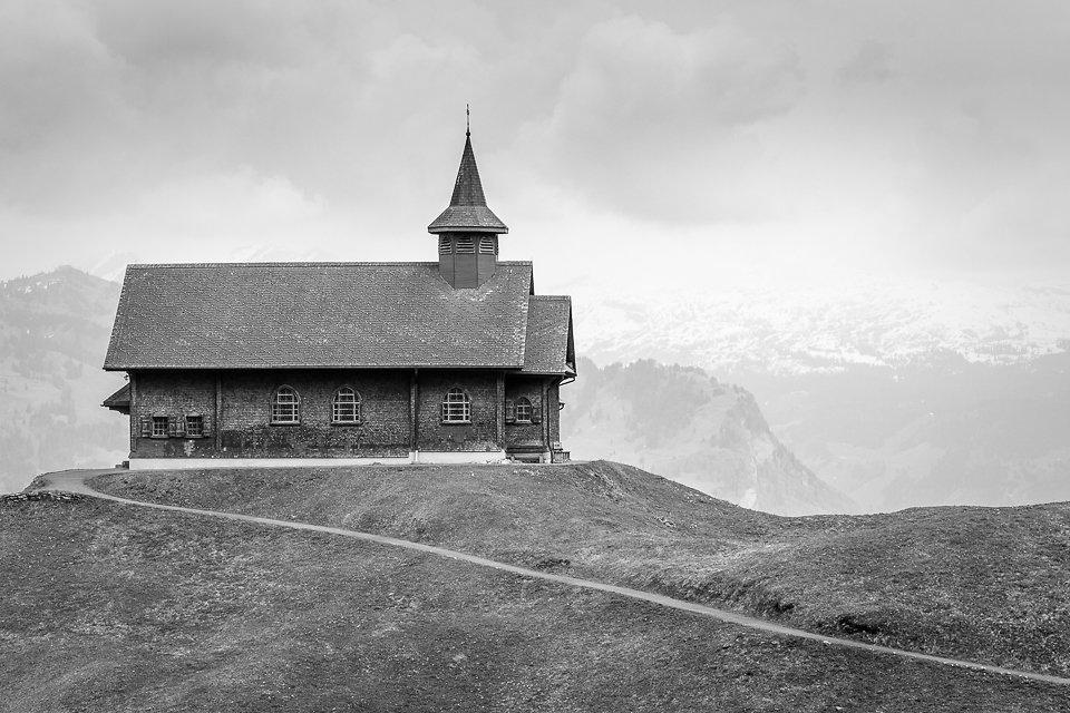 Kapelle von Stoos (Schweiz)